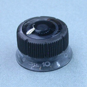 4KB1JH1B - Sure Grip II Control Knob (Black)