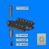 2TRX1BA007 - Plain Washer- ZR