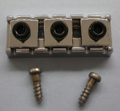 2LN3YAA003- Top Lok Locking Nut Set 43mm- Chrome (Barless Type)