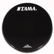 "BK24BMTT- 24"" Starclassic Series Black Head with White TAMA and Starclassic Logo"