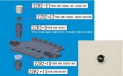 2ZR212 - Trem Arm Torque Adjustment Bushing- ZR