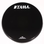 "BK20BMTT- 20"" Starclassic Series Black Head with White TAMA and Starclassic Logo"