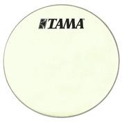 "CT22BMSV- 22"" Silverstar Vintage White Coated Head with Black TAMA Logo"