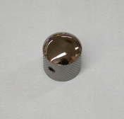 4KB1C1K - Metal Dome Knob  (Cosmo Black)