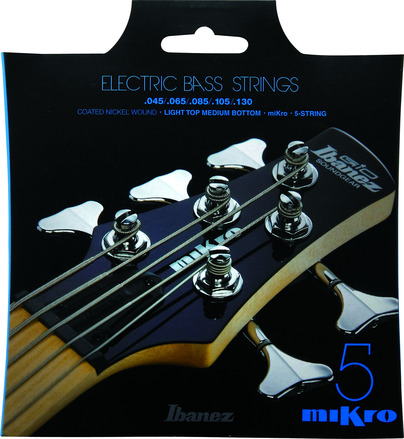 IEBS5CMK - Ibanez Mikro Bass Strings (5 String) picture