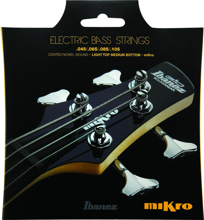 IEBS4CMK - Ibanez Mikro Bass Strings (4 String) picture