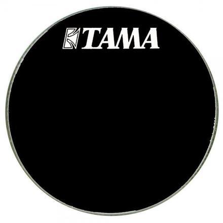 "BK20BMWS- 20"" Superstar Series Black Head with White TAMA Logo picture"