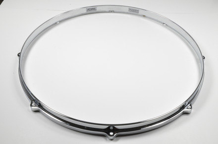 "MDH148- 14"" 8 Hole Die-Cast Hoop (Bottom Side, Chrome) picture"