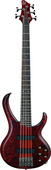 BTB Series 5-String Bass, Charcoal Brown