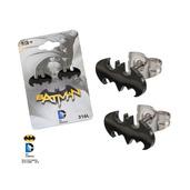 Batman Cut Stud Earrings