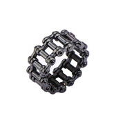 Black IP Motor Chain Ring