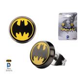 Batman Logo Round Ear Studs