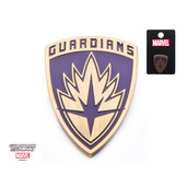Marvel Base Metal Guardians of the Galaxy Shield Lapel Pin