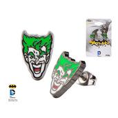 Joker Face Stud Earrings.