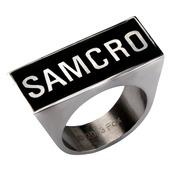 SOA Steel Oversize SAMCRO Ring
