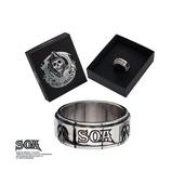 """""""SOA"""" Spinner Ring"""