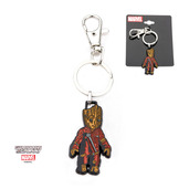 Marvel Base Metal Guardians of the Galaxy Baby Groot Key Chain