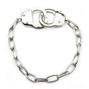 Handcuffs Chain Bracelet