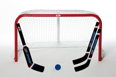 PROFORM MINI NET SET W/ 2 STICKS, GOAL STICK & BALL