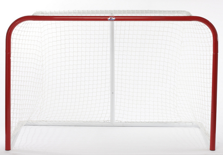 "HOCKEY NET 72"" W/ 2"" POSTS picture"