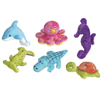 """8"""" SOFTY SOAKERS FANTA-SEA ASST. picture"""