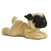 "8"" PUG - SMALL picture"
