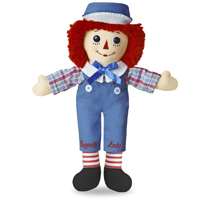 "12"" RAGGEDY ANDY CLASSIC - MEDIUM picture"