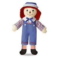 """25"""" RAGGEDY ANDY CLASSIC - XLARGE picture"""
