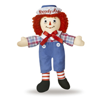 "8"" RAGGEDY ANDY CLASSIC - SMALL picture"
