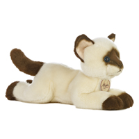 "11"" SIAMESE CAT - MEDIUM picture"