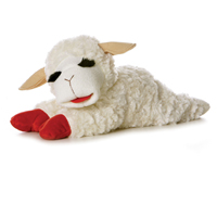 "12"" LAMB CHOP picture"