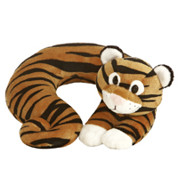 "10""H KEEP ME COMFY NECKREST - TIGER picture"