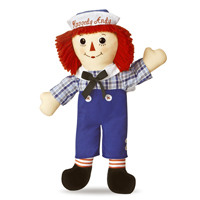 "16"" RAGGEDY ANDY CLASSIC - LARGE picture"