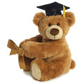 "13"" GRAD-BEAR VASE HUGGER - MEDIUM"