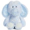 "11"" HUGGIE BABY ELEPHANT - BLUE"