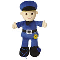 "15"" MY ACTIVITY DOLL - POLICEMAN"