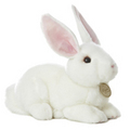 "10"" WHITE BUNNY - MEDIUM"