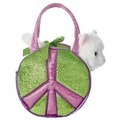 "5.5"" PEACE EARTH PET CARRIER"