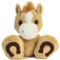 "10"" BUTTERSCOTCH HORSE"