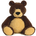 "19"" CHUCKLES BEAR - LARGE"