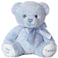 "12"" MY 1ST TEDDY - BLUE"