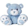"10"" BABY TADDLES BEAR - BLUE"