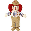 "12"" RAGGEDY ANDY WESTERN"