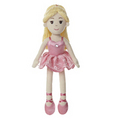 "14.5"" BALLERINA DOLL - BLONDE HAIR"