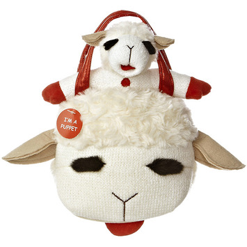 "6"" LAMB CHOP FANCY PAL picture"