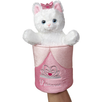 "11"" PRINCESS KITTY POP UP PUPPET picture"