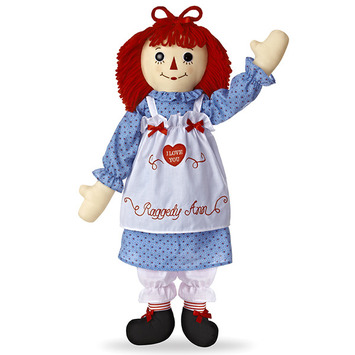 "36"" RAGGEDY ANN CLASSIC - XXLG picture"
