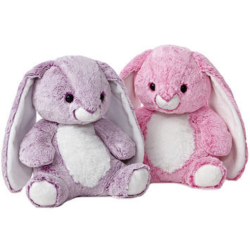 "14"" CANDY CUDDLES BUNNY ASST. picture"
