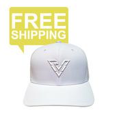V Logo Cap