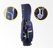 Caddie Bag with Wheel
